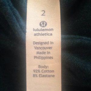 lululemon athletica Jackets & Coats - Lululemon Blissed Out Sleeveless Hoodie